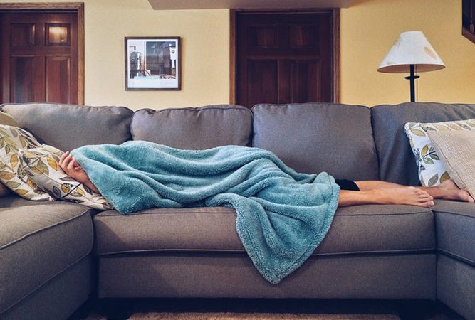 Coronavirus: social distancing may be a rare chance to get our sleep patterns closer to what nature intended